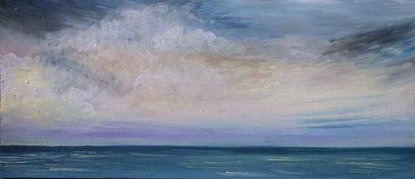 seascape sea sky colour